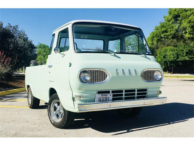 1967 Ford Pickup (CC-1274112) for sale in Palm Springs, California