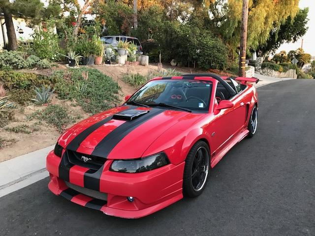 2002 Ford Mustang GT (CC-1274113) for sale in Palm Springs, California