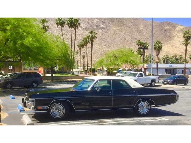 1973 Dodge Monaco (CC-1274118) for sale in Palm Springs, California