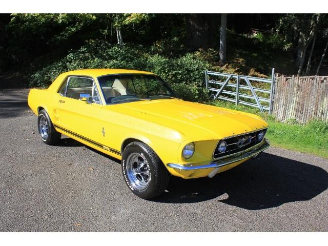 1967 Ford Mustang GT (CC-1274119) for sale in Palm Springs, California