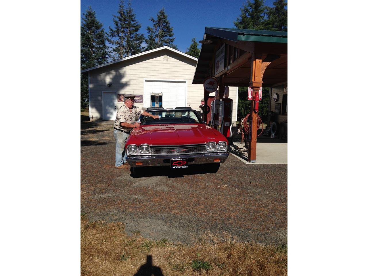 1968 Chevrolet Chevelle Malibu (CC-1274121) for sale in Vancouver, Washington