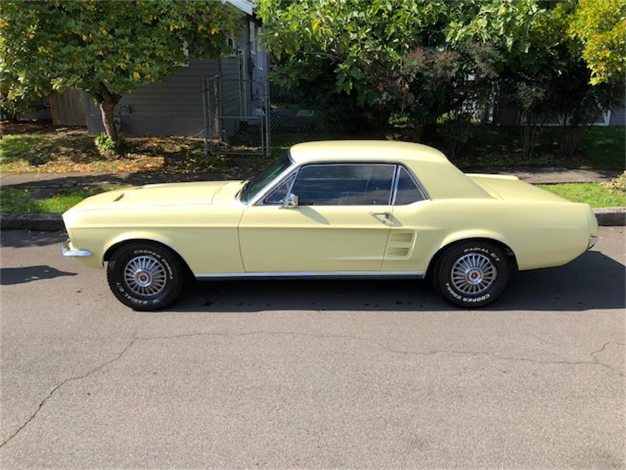 1967 Ford Mustang (CC-1274124) for sale in Vancouver, Washington