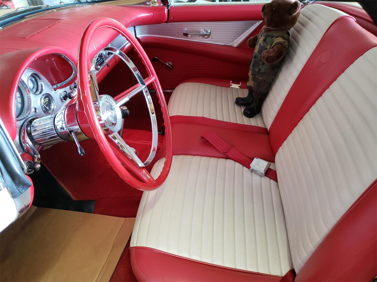 1957 Ford Thunderbird (CC-1274125) for sale in Russia, Ohio