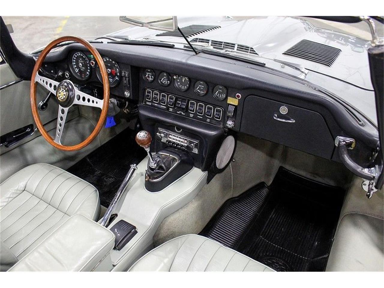 1970 Jaguar XKE (CC-1274131) for sale in Kentwood, Michigan
