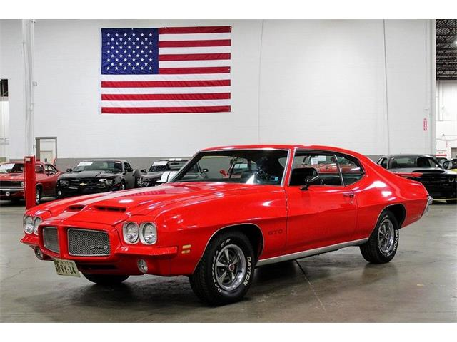 1971 Pontiac GTO (CC-1274135) for sale in Kentwood, Michigan