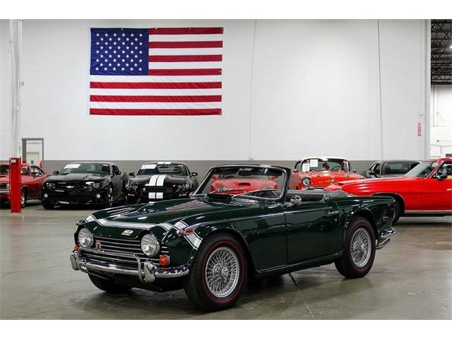 1968 Triumph TR250 (CC-1274137) for sale in Kentwood, Michigan