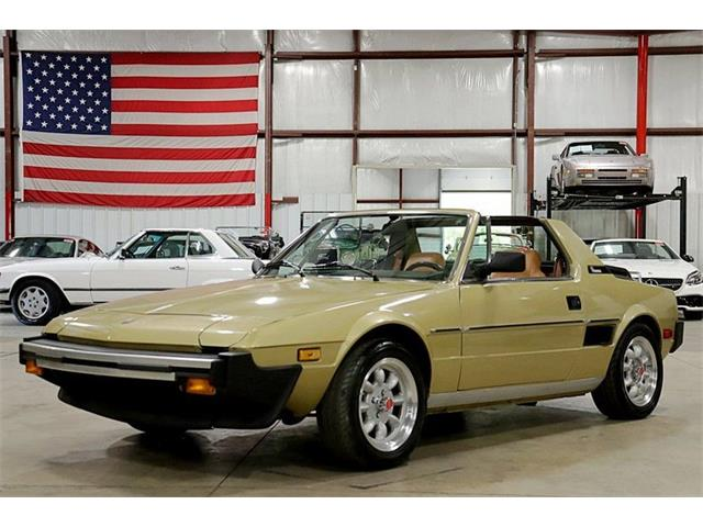 1981 Fiat X1/9 (CC-1274138) for sale in Kentwood, Michigan