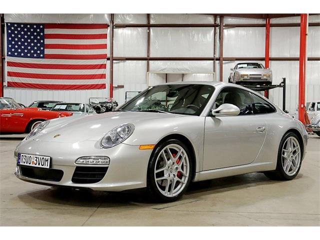 2009 Porsche 911 (CC-1274154) for sale in Kentwood, Michigan