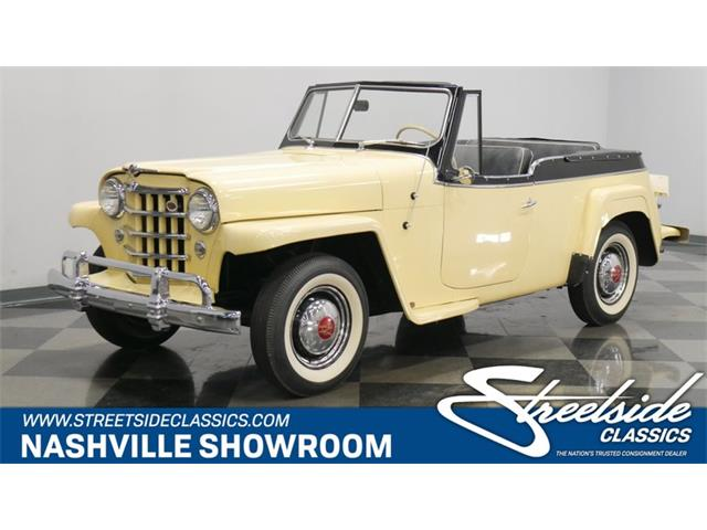 1951 Willys Jeepster (CC-1274157) for sale in Lavergne, Tennessee
