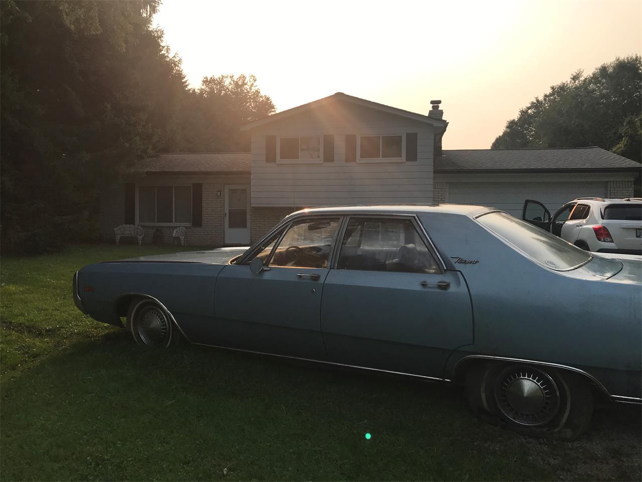 1970 Chrysler Newport (CC-1270416) for sale in Ortonville, Michigan
