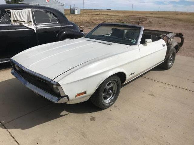 1971 Ford Mustang (CC-1274166) for sale in Long Island, New York