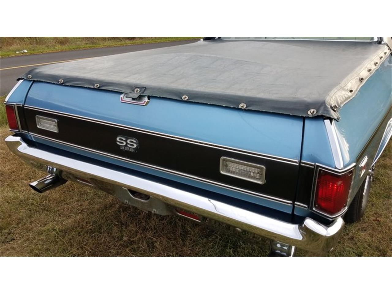 1969 Chevrolet El Camino (CC-1274175) for sale in Greensboro, North Carolina