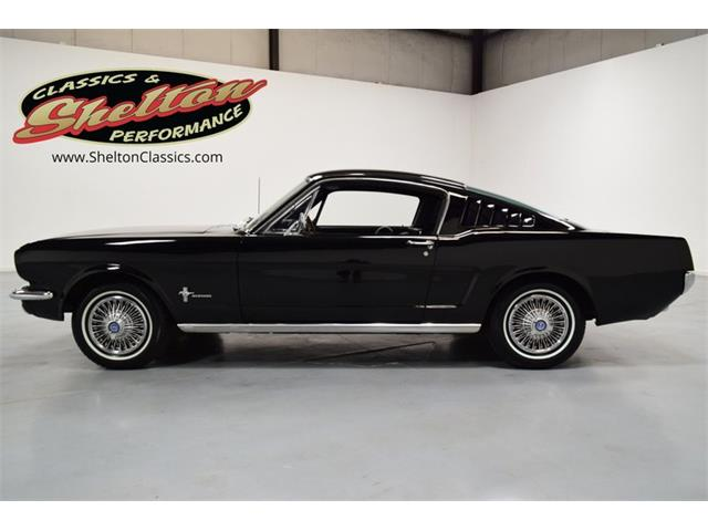 1966 Ford Mustang (CC-1274177) for sale in Mooresville, North Carolina