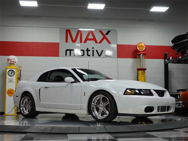2004 Ford Mustang (CC-1274188) for sale in Pittsburgh, Pennsylvania