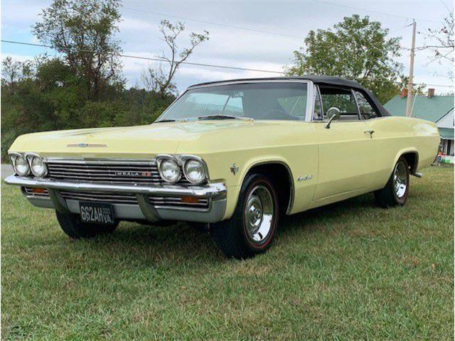 1965 Chevrolet Impala (CC-1274223) for sale in West Pittston, Pennsylvania