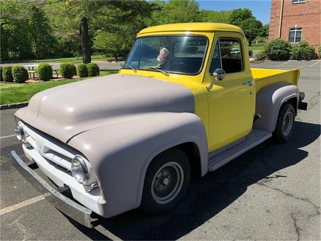 1953 Ford F100 (CC-1274225) for sale in West Pittston, Pennsylvania