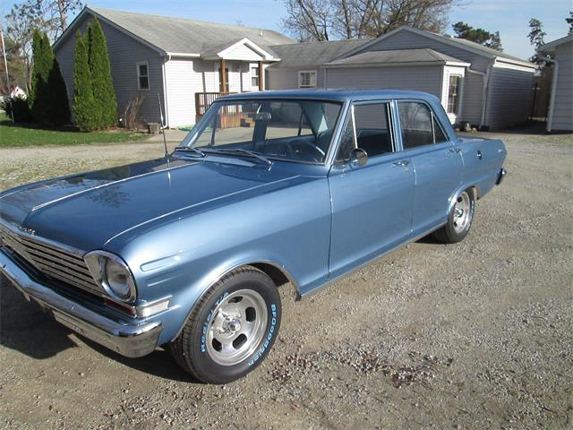 1963 Chevrolet Nova (CC-1270423) for sale in Fort Wayne, Indiana