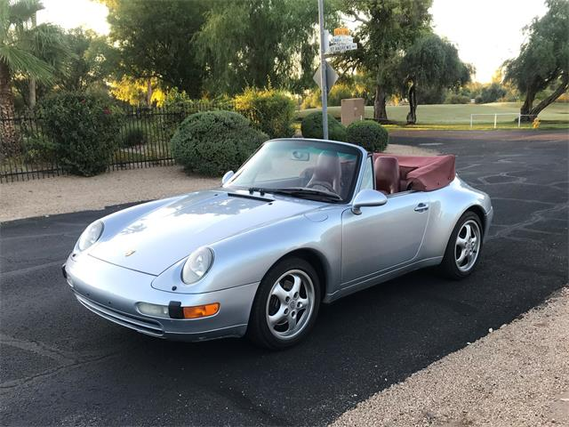 1996 Porsche 993 Carrera 2 Cabriolet (CC-1270428) for sale in Scottsdale, Arizona