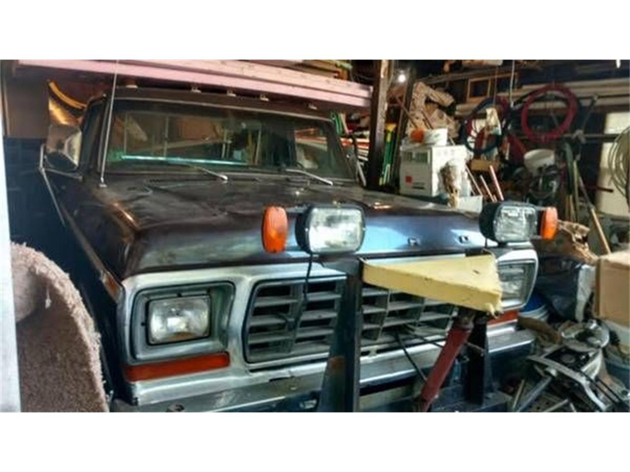 1978 Ford F250 (CC-1274290) for sale in Cadillac, Michigan