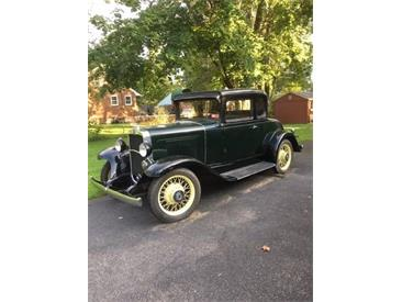 1931 Chevrolet Coupe (CC-1274292) for sale in Cadillac, Michigan