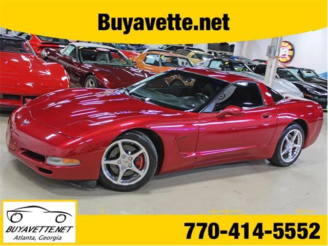 2001 Chevrolet Corvette (CC-1274299) for sale in Atlanta, Georgia