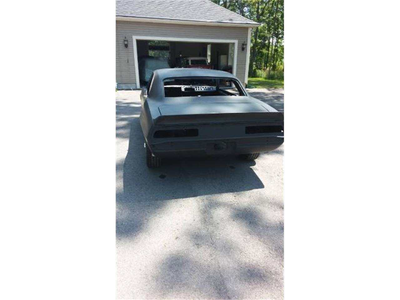 1969 Chevrolet Camaro (CC-1274301) for sale in Cadillac, Michigan