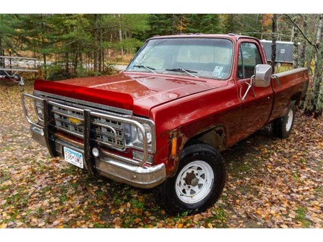 1978 Chevrolet K-20 (CC-1274303) for sale in Cadillac, Michigan