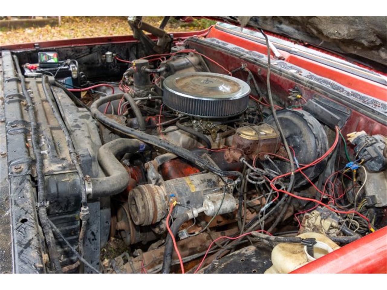 1978 Chevrolet K-20 (CC-1274303) for sale in Cadillac, Michigan