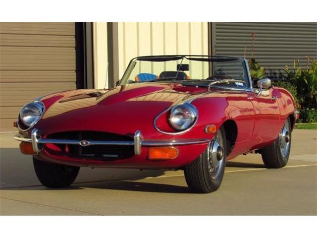 1969 Jaguar XKE (CC-1274306) for sale in Cadillac, Michigan