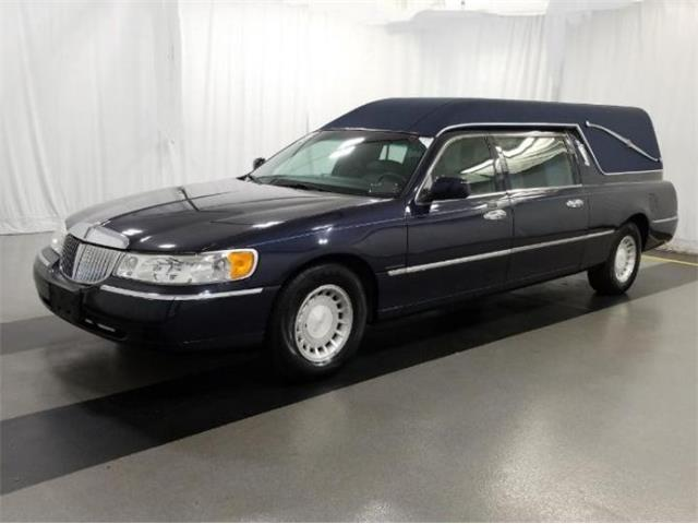 2000 Lincoln Town Car (CC-1274309) for sale in Cadillac, Michigan