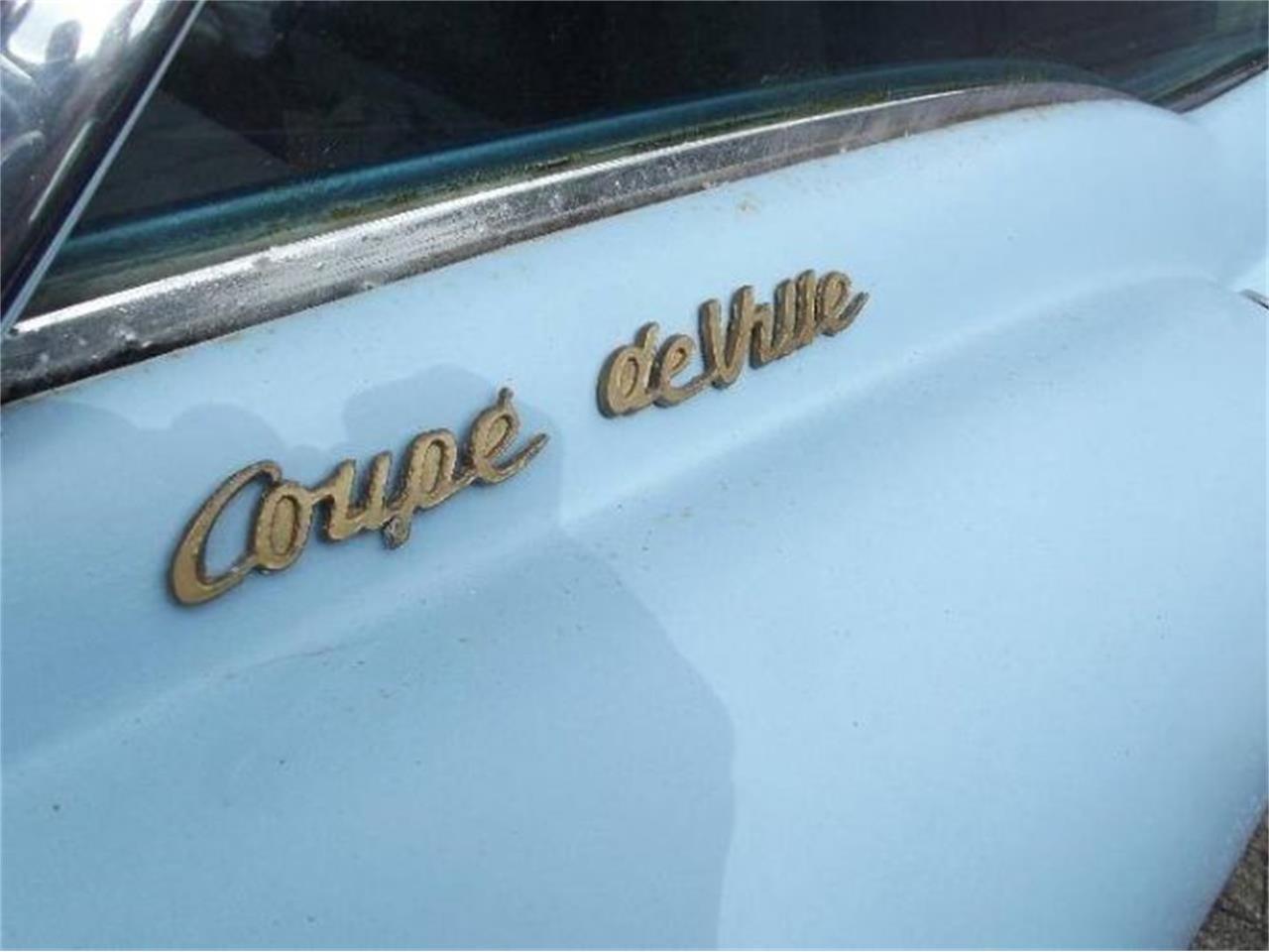 1954 Cadillac Coupe DeVille (CC-1274313) for sale in Cadillac, Michigan