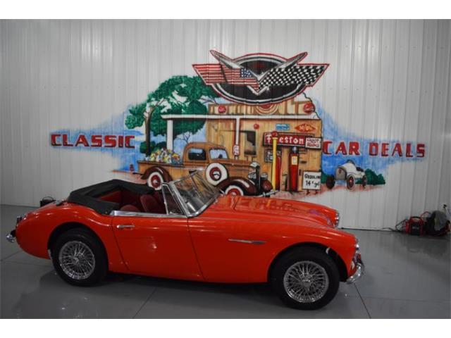 1966 Austin-Healey BJ8