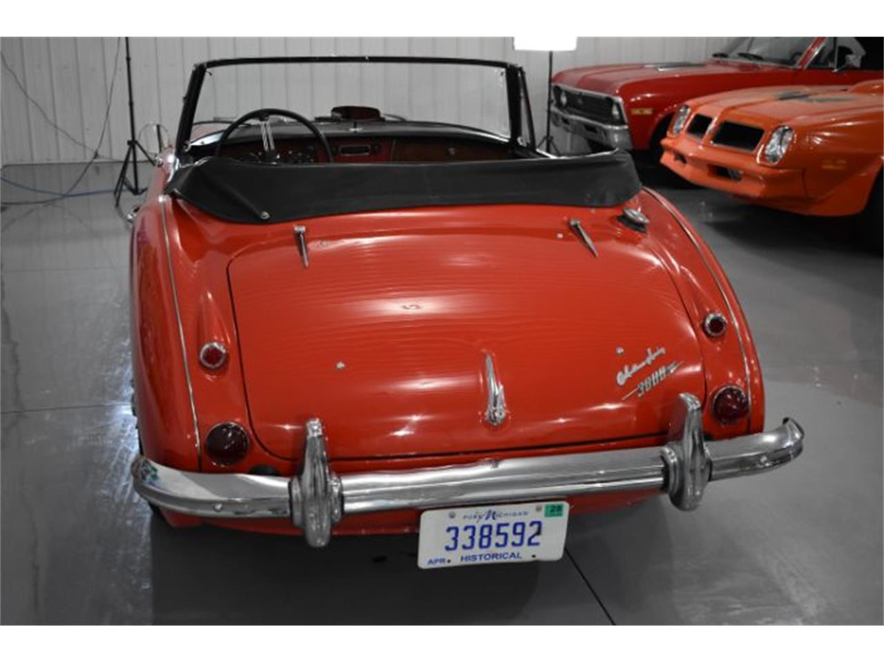 1966 Austin-Healey BJ8 (CC-1274314) for sale in Cadillac, Michigan