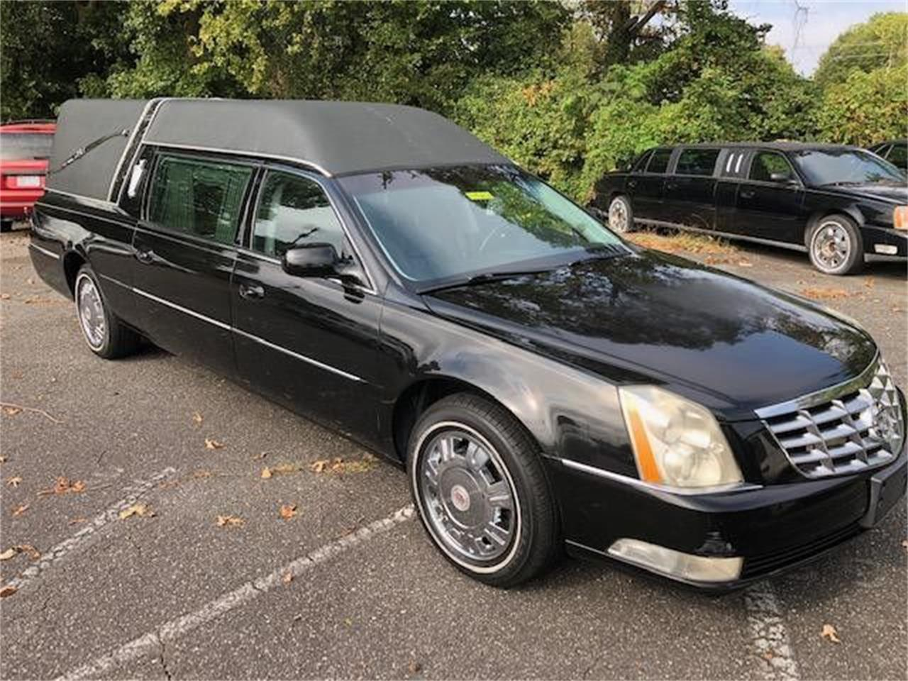 2009 Cadillac DTS (CC-1274315) for sale in Cadillac, Michigan