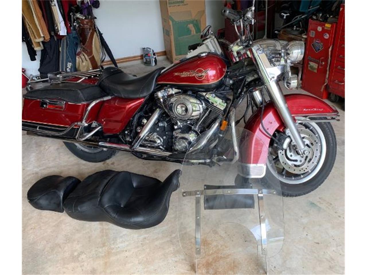 2007 Harley-Davidson Road King (CC-1274317) for sale in Cadillac, Michigan