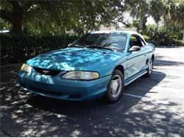 1994 Ford Mustang (CC-1274319) for sale in Cadillac, Michigan