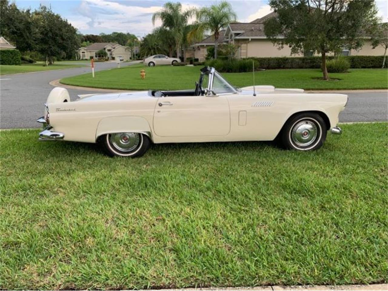 1956 Ford Thunderbird (CC-1274321) for sale in Cadillac, Michigan