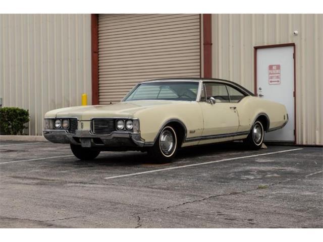 1968 Oldsmobile Delta 88 (CC-1274323) for sale in Cadillac, Michigan