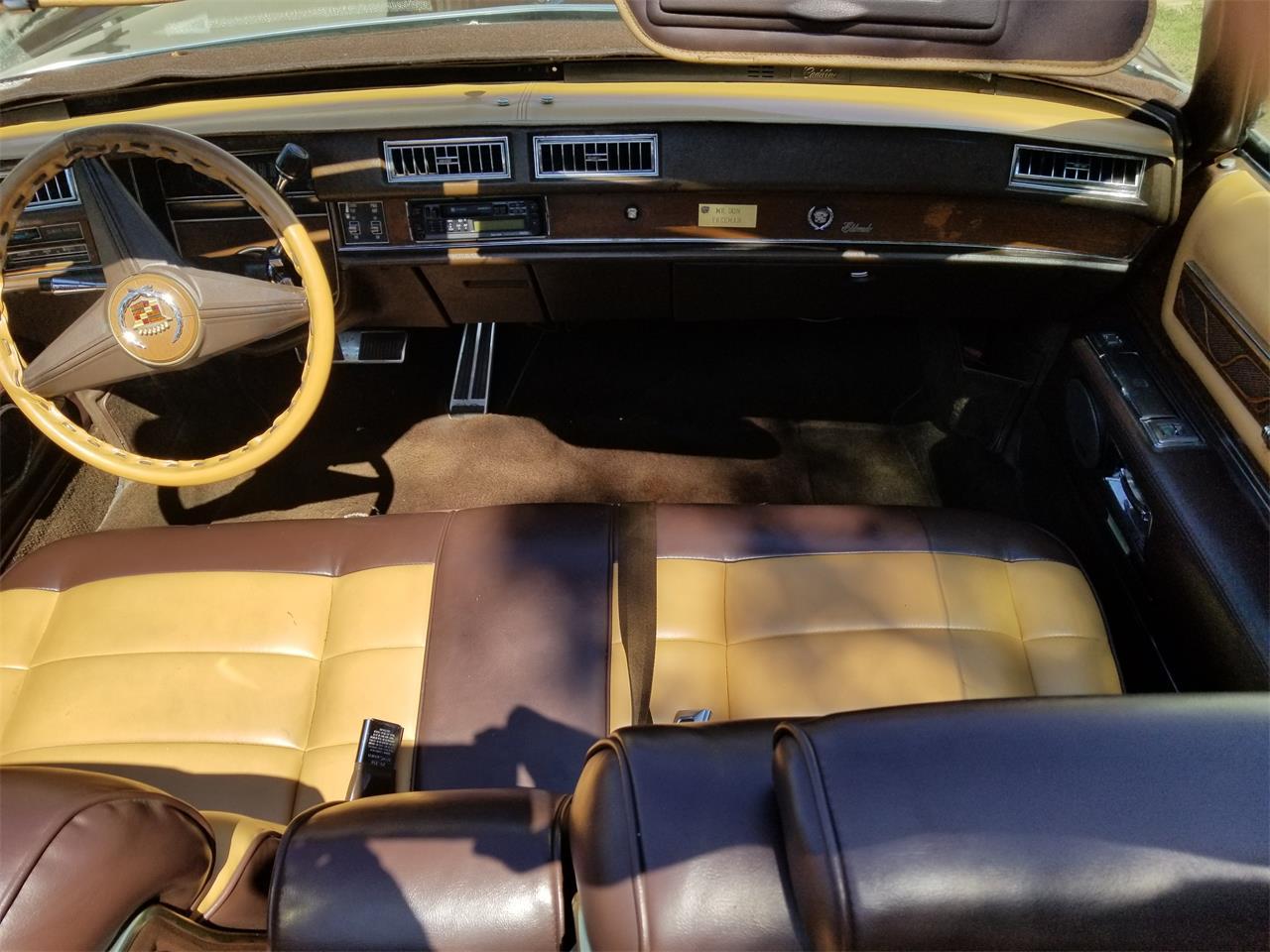 1975 Cadillac Eldorado (CC-1270433) for sale in Los Angeles, California
