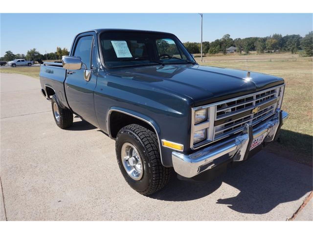 1984 Chevrolet Pickup (CC-1274340) for sale in Blanchard, Oklahoma