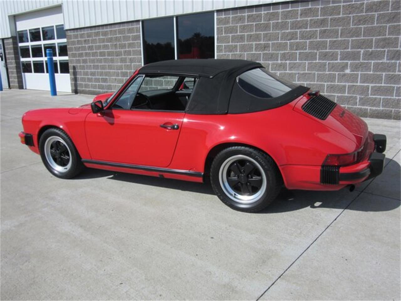 1986 Porsche 911 (CC-1274347) for sale in Greenwood, Indiana