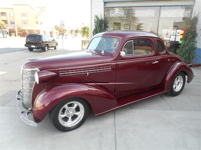1938 Chevrolet Coupe (CC-1270436) for sale in Gilroy, California