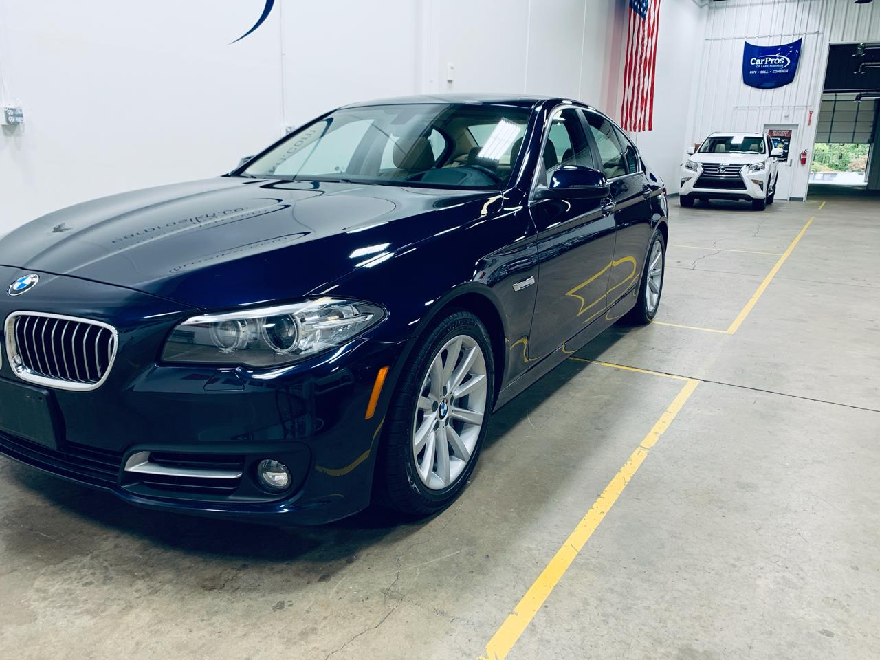 2015 BMW 5 Series (CC-1274373) for sale in Mooresville, North Carolina