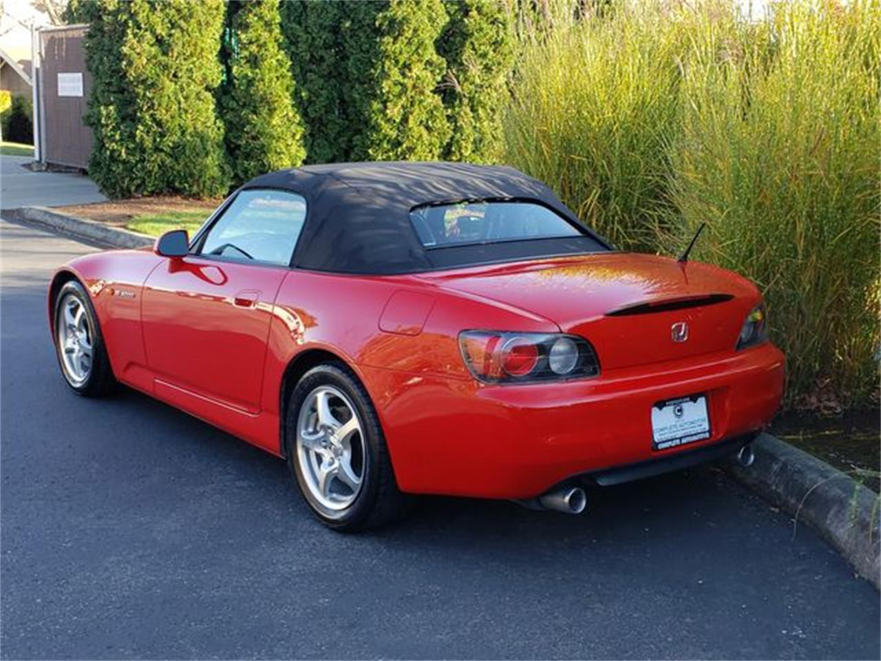 2002 Honda S2000 (CC-1274377) for sale in Seattle, Washington