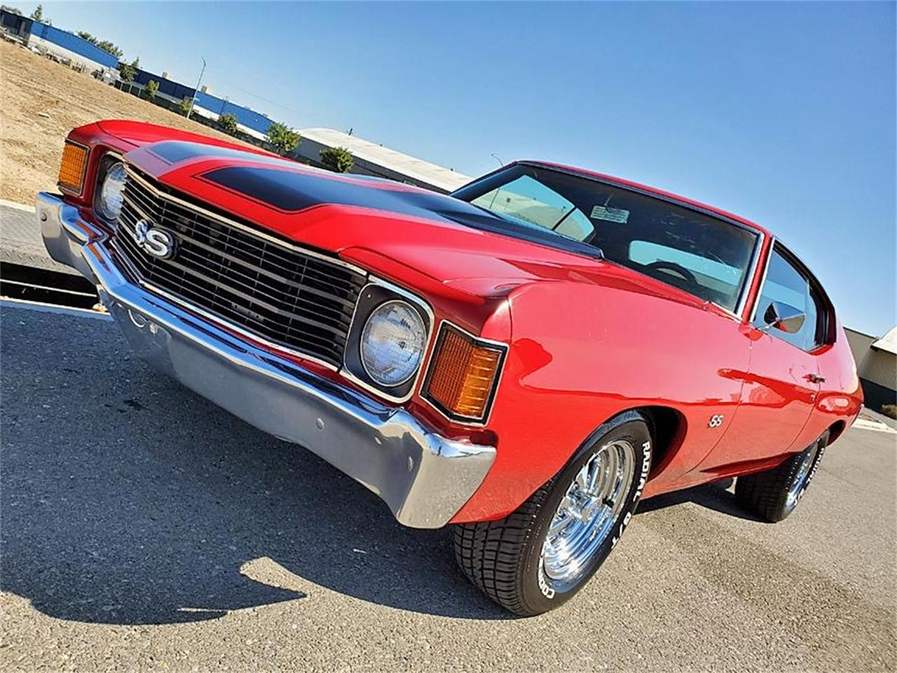 1972 Chevrolet Chevelle (CC-1270438) for sale in Long Grove, Illinois