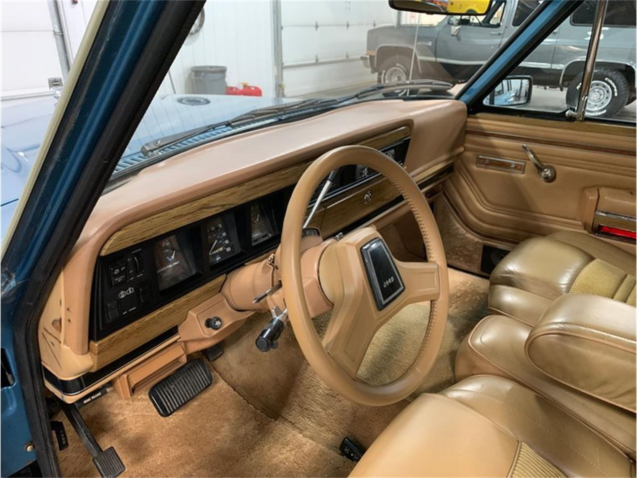1987 Jeep Grand Wagoneer (CC-1274391) for sale in Holland , Michigan