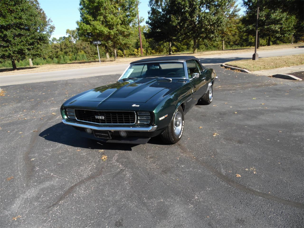 1969 Chevrolet Camaro RS (CC-1274397) for sale in Paris , Kentucky