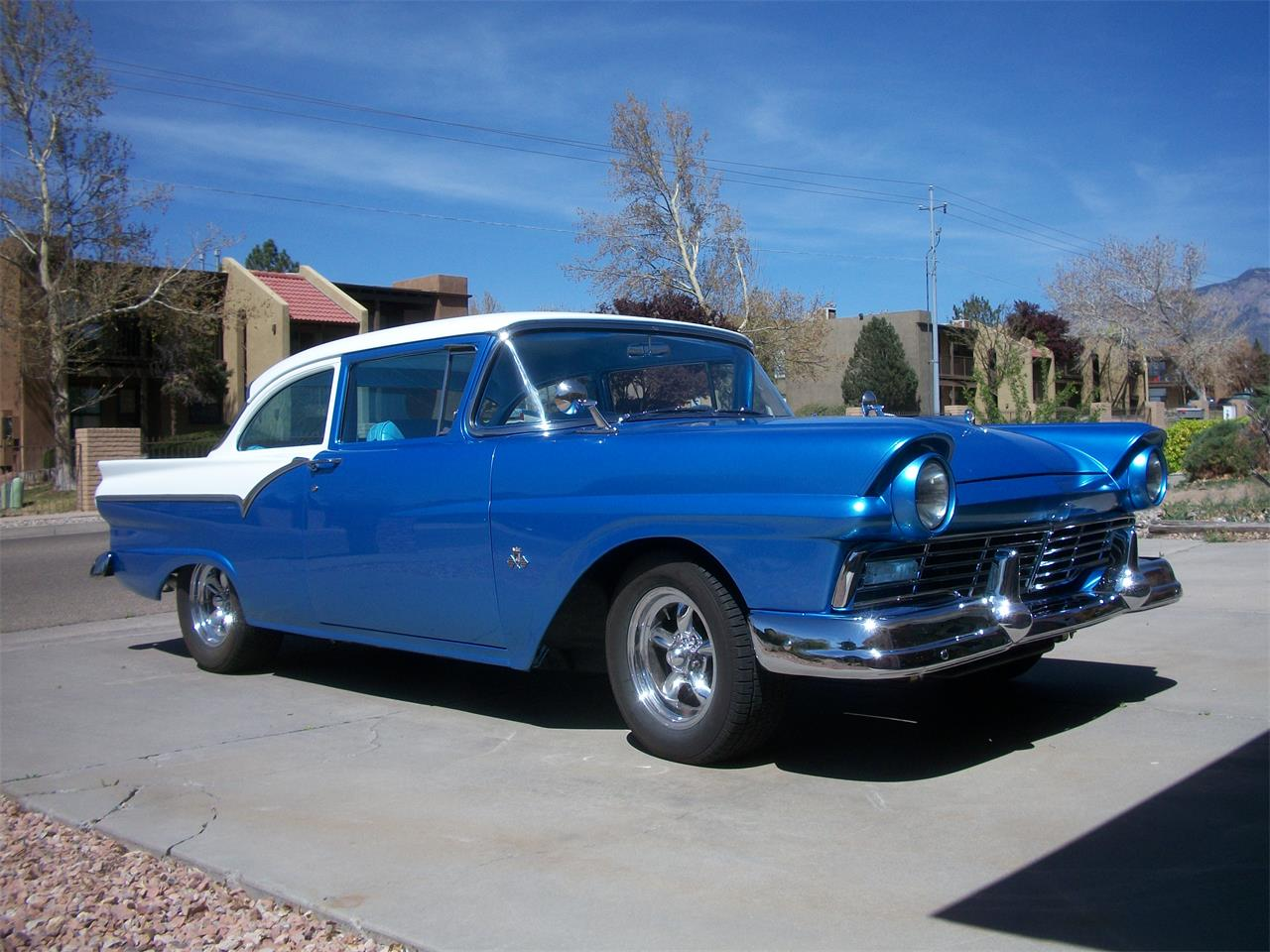 1957 Ford Custom (CC-1270440) for sale in Albuquerque, New Mexico