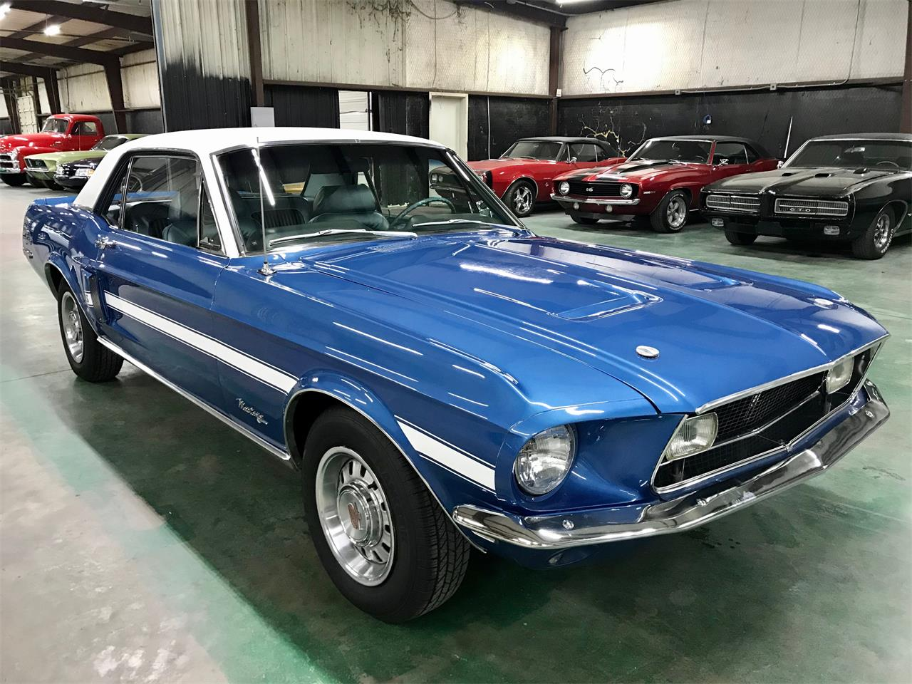 1968 Ford Mustang (CC-1274406) for sale in Sherman, Texas