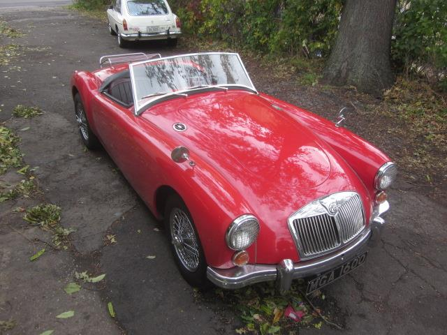 1960 MG MGA (CC-1274426) for sale in Stratford, Connecticut